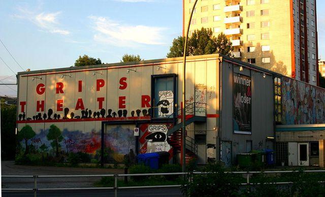 Grips-theater berlin-hansaplatz II